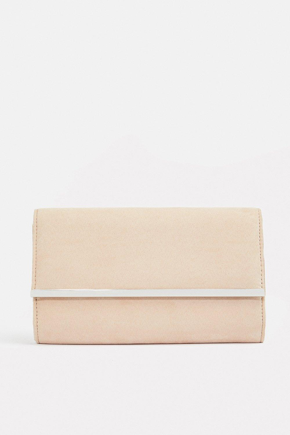 Coast Gold Bar Clutch Bag