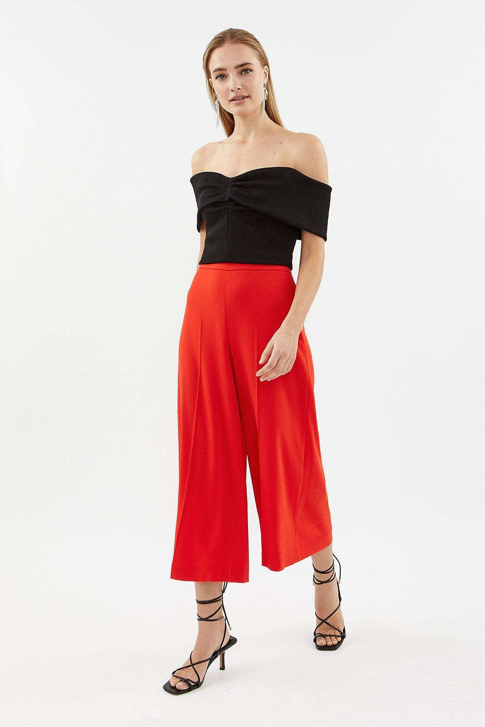Coast Cropped Trouser